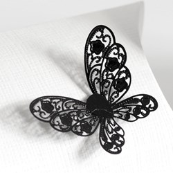 Picture of Metal Stencil Butterflies