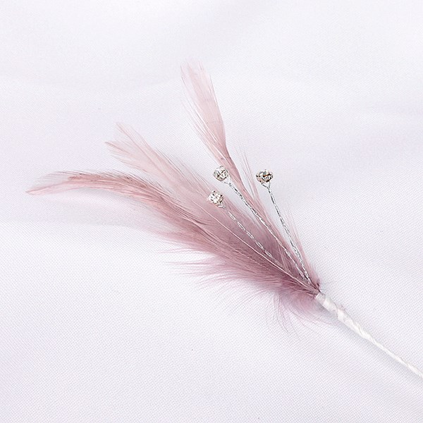 Picture of Diamante Feathers