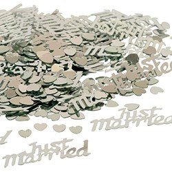 Picture of Table Confetti - Just Married