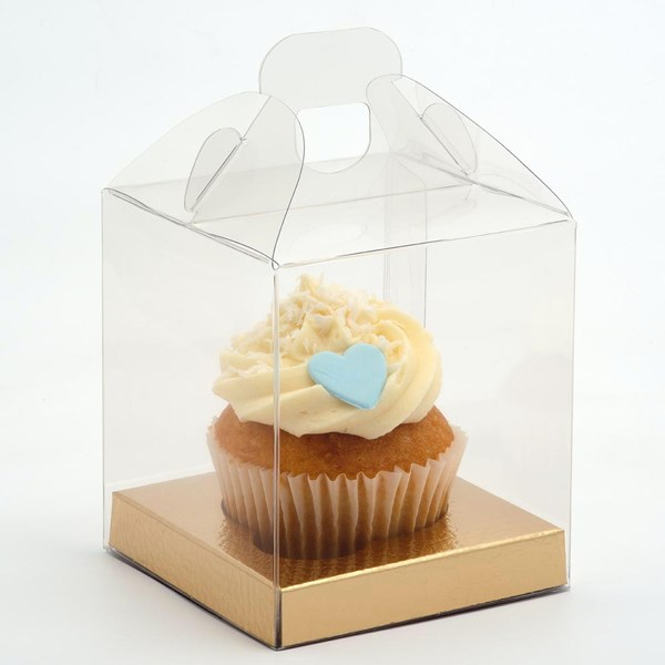 Picture of Clear Cupcake Holder