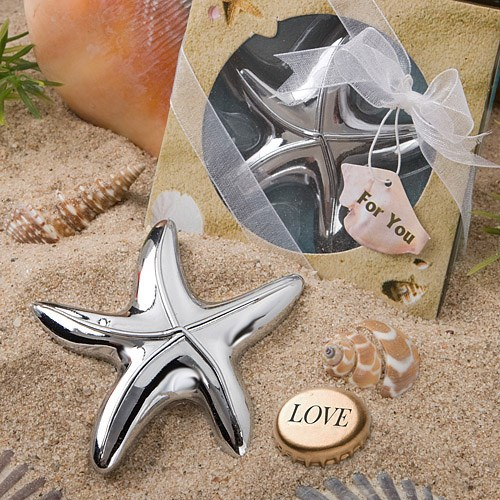 Picture of Starfish Bottle Opener Favour