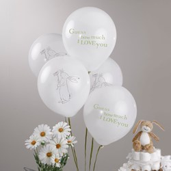 Picture of Balloons - Guess How Much I Love you