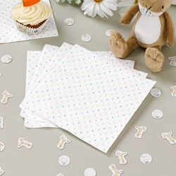 Picture of Paper Napkins - Guess How Much I Love you
