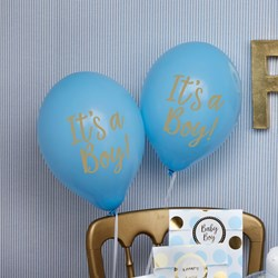 Picture of Blue Balloons - It's A Boy!
