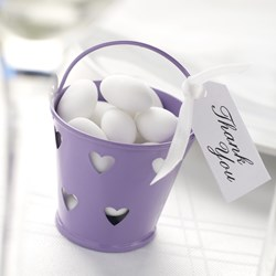 Picture of Heart Pails - Purple/Lilac