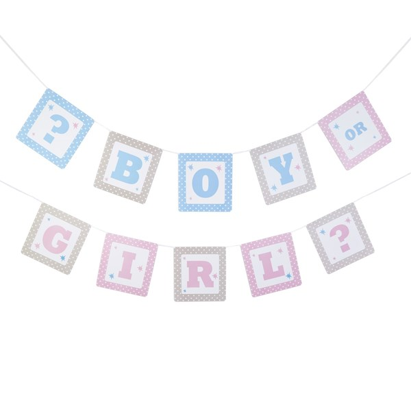 Picture of Boy or Girl Bunting ? - Tiny Feet