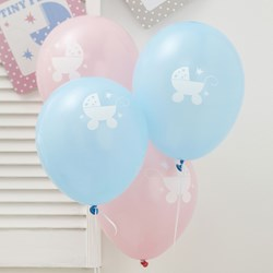 Picture of Tiny Feet Balloons