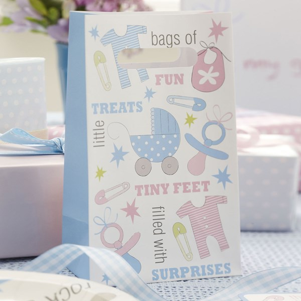 Picture of Party Bags - Tiny Feet