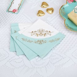 Picture of Paper Napkins - Eternal Rose
