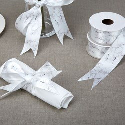 Picture of Scripted Marble Ribbon