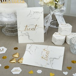 Picture of Sweetie Bags - Scripted Marble