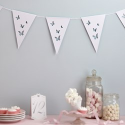Picture of Bunting Butterfly Design