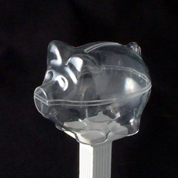 Picture of Clear Acrylic - Pig