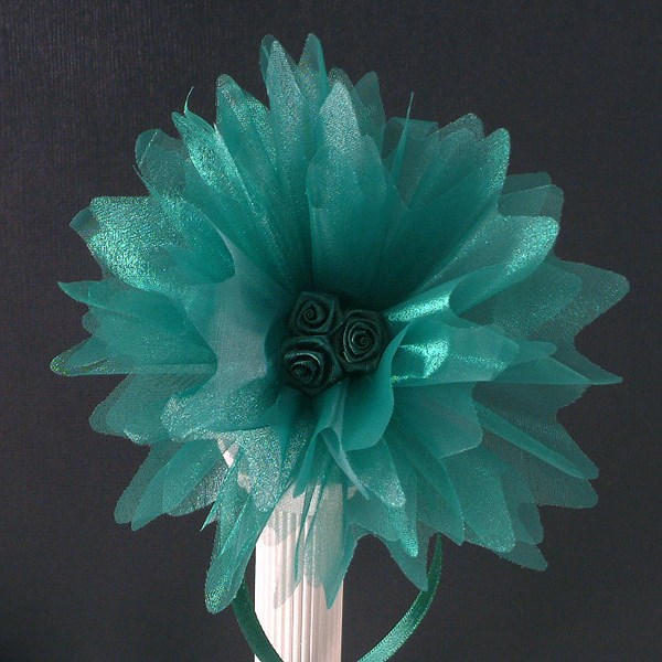 Picture of Crystal Tulle in Green