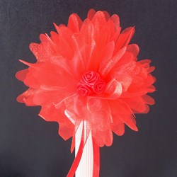Picture of Crystal Tulle in Red
