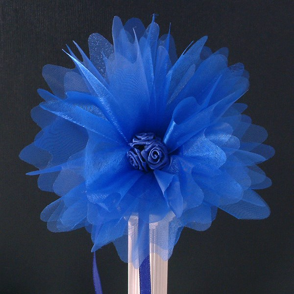 Picture of Crystal Tulle in Royal Blue