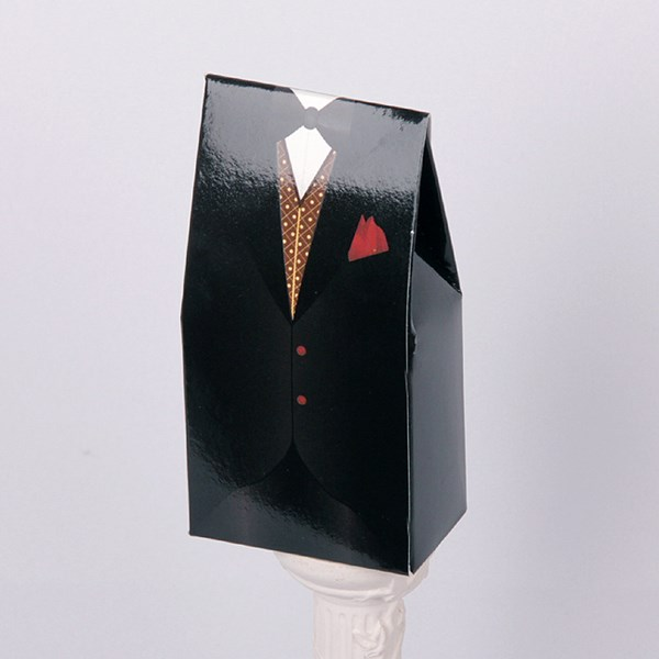 Picture of Dinner Suit in Black