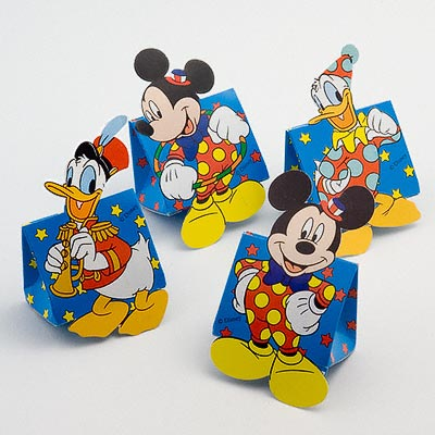 Picture of Disney Characters Favour Boxes with Sweet Filling