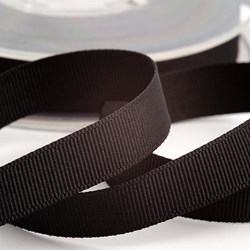 Picture of DIY Grosgrain Ribbon in Black