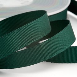Picture of DIY Grosgrain Ribbon in Dark Green