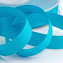 Picture of DIY Grosgrain Ribbon in Turquoise