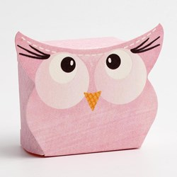 Picture of DIY Pink Friends Owl