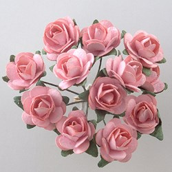 Picture of DIY Tea Roses in Pink
