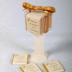 Picture of Exclusive Special Day Chocolates design 1 Ivory Gold