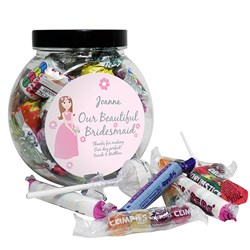 Picture of Fabulous Bridesmaid Sweet Jar