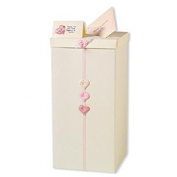 Picture of Post Box - Silk Ivory