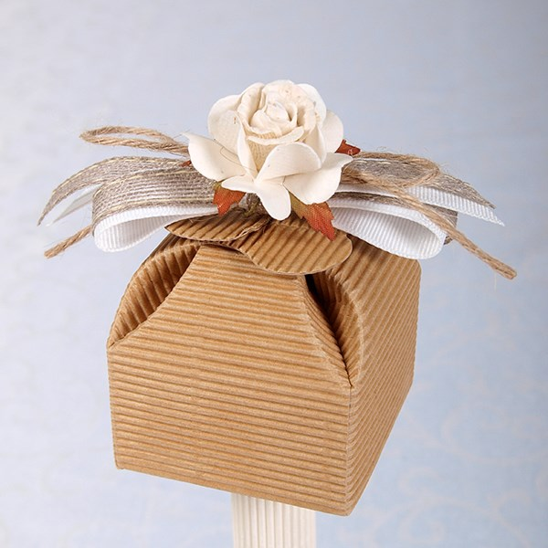 Picture of Ready Made Rustic Rose Clover box