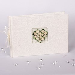 Picture of Simply Roses Photo Album- Heart Design