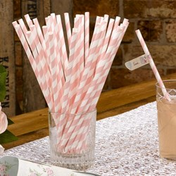 Picture of With Love - Paper Straws