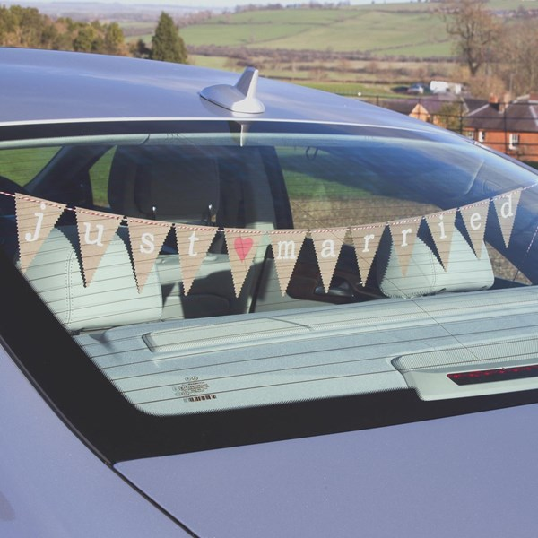 Picture of Just My Type - Car Bunting