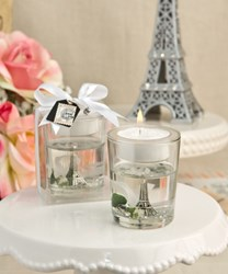 Picture of Eiffel Tower Gel Candle Holder