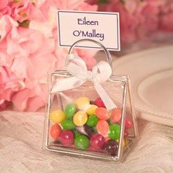 Picture of Handbag Place Card Favour