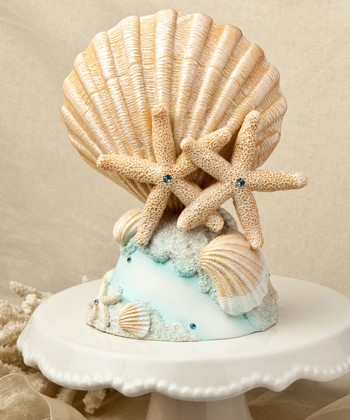 Picture of Life's a Beach Cake Topper