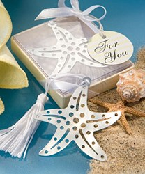 Picture of Book Lovers Starfish Bookmarks