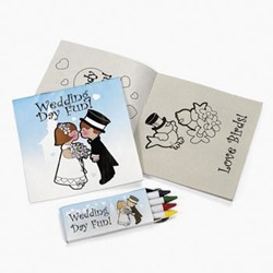 Picture of Children's Wedding Activity Set