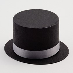 Picture of Top Hat Favour Box