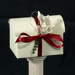 Wedding favour - box design