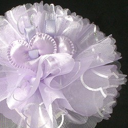 Picture of Loving Heart Tulle Nets