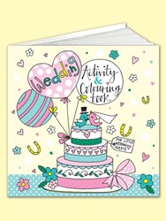 Picture of Wedding Activity & Colouring Book