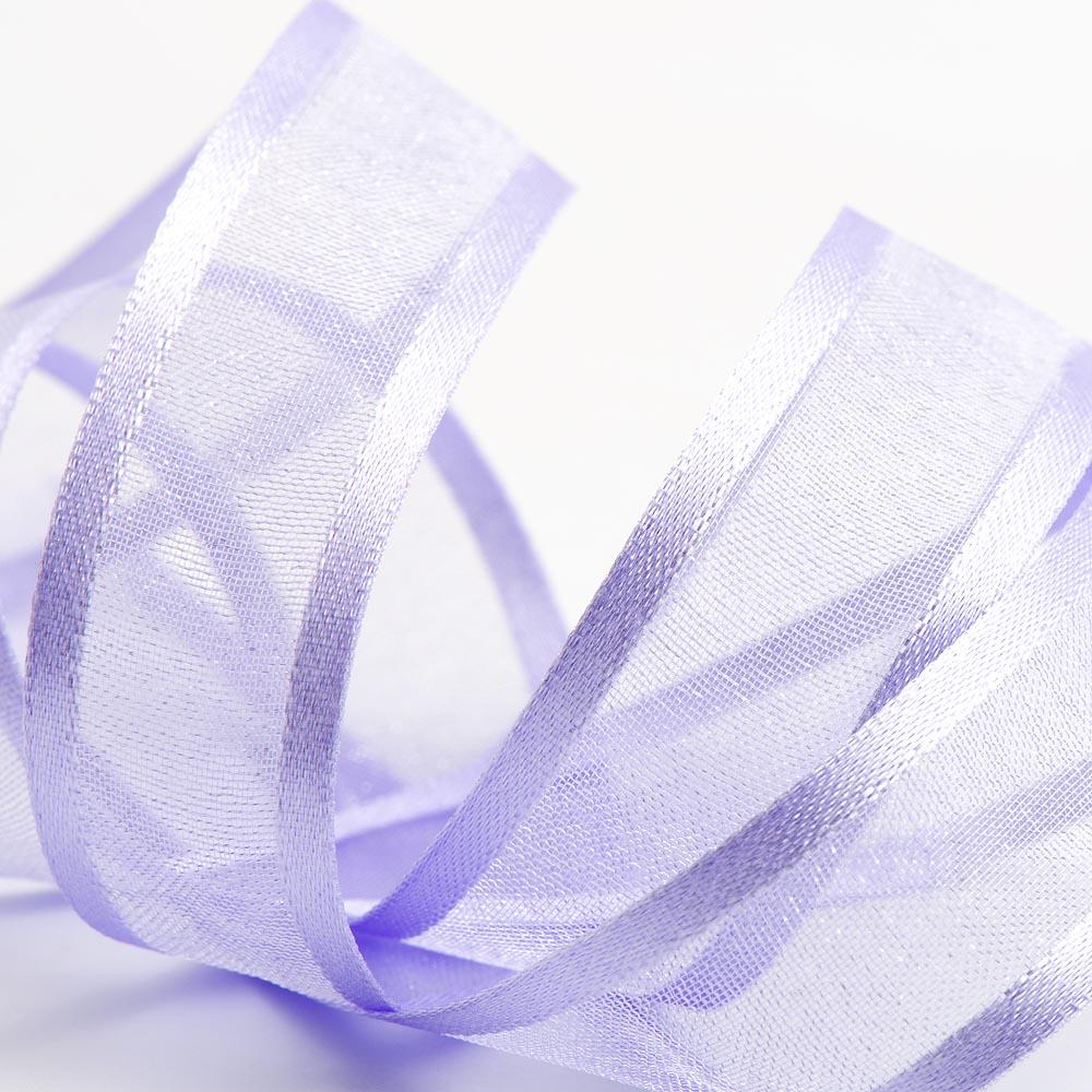 Satin Edge Organza Ribbon Uk Wedding Favours