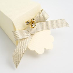 Picture of Lurex Grosgrain Ribbon