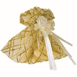 Picture of Organza Diamond Pouches