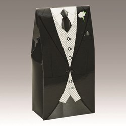 Picture of Morning Suit in Black