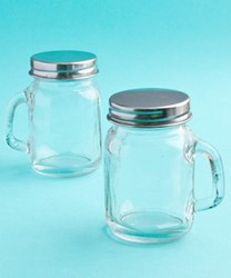 Picture of Mini Glass Mason Jars