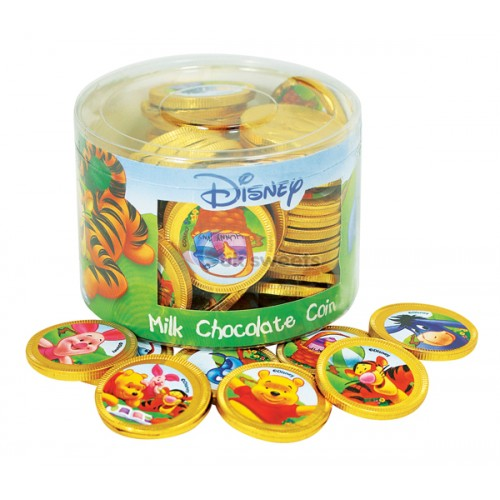 Picture of Disney Coins