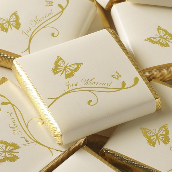 Picture of Elegant Butterfly Chocolates